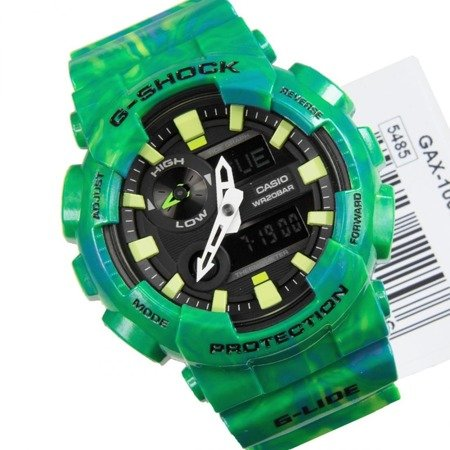 Hodinky Casio G-Shock GAX-100MB-3A