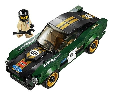LEGO® Speed ​​Champions 75884 Ford Mustang Fastback